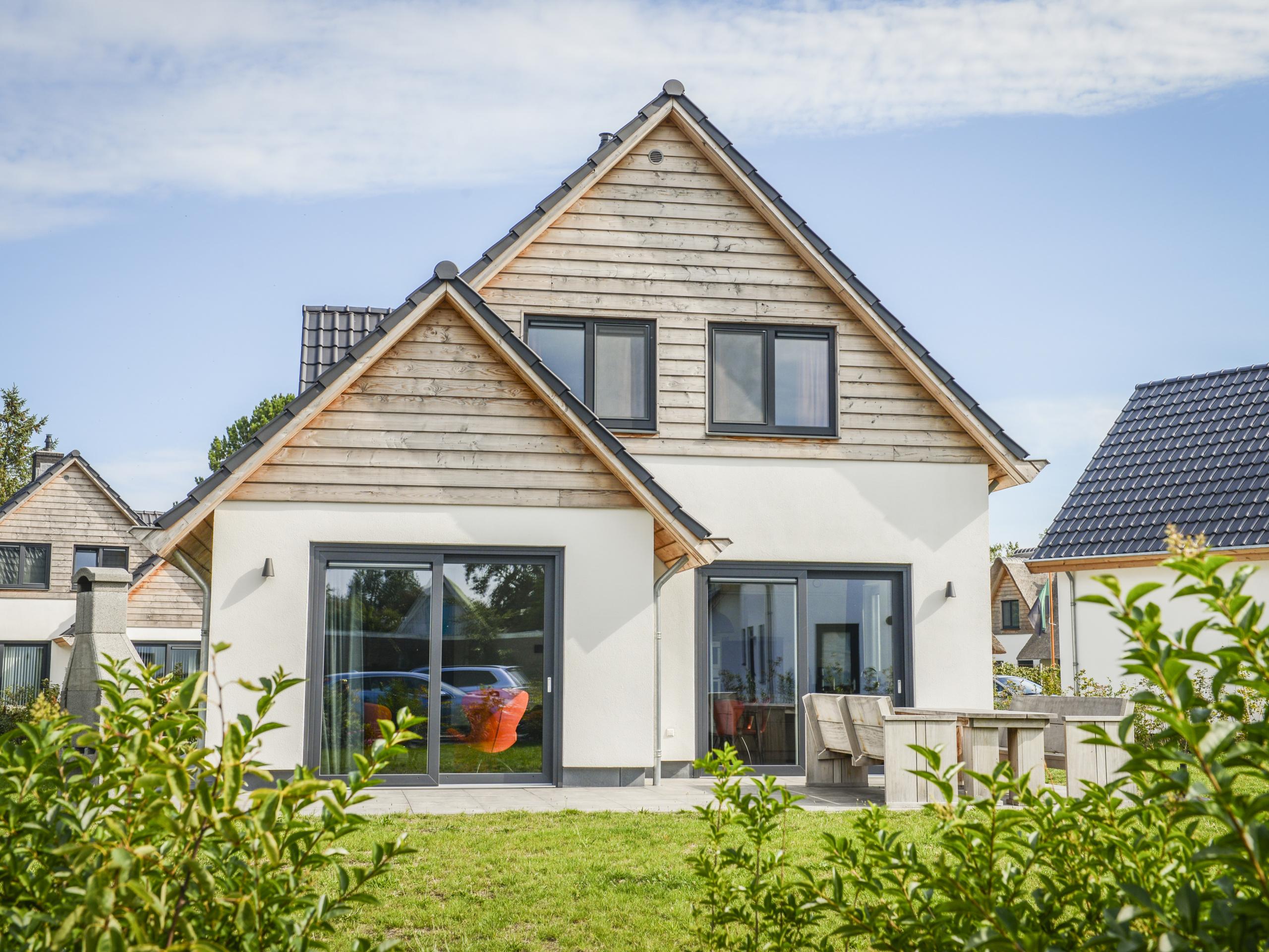 Sfeervolle luxe vakantiewoning met zonnig terras in het Dennenbos