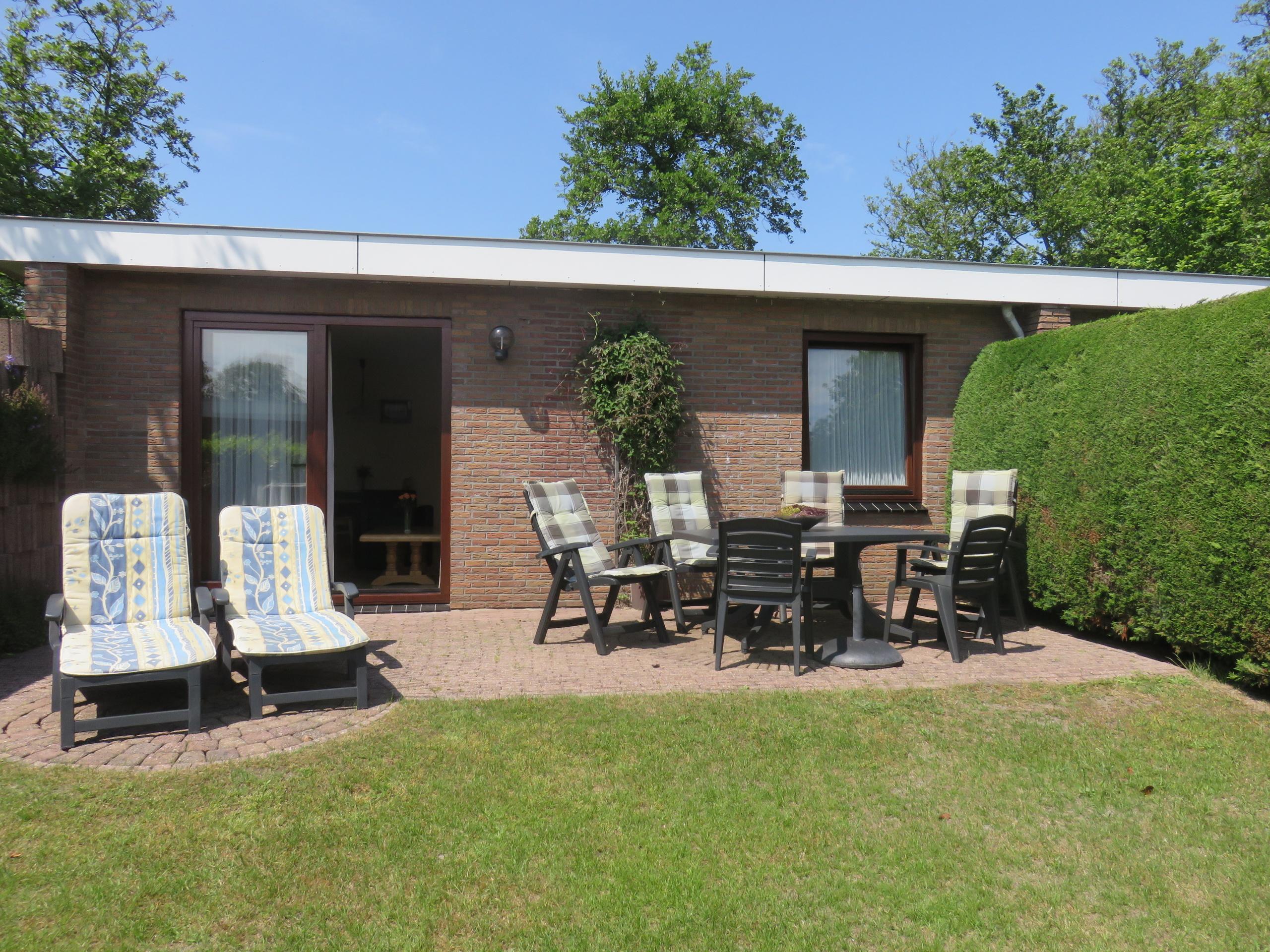 Genieten in rustig gelegen vakantiehuis met tuin bij het bos