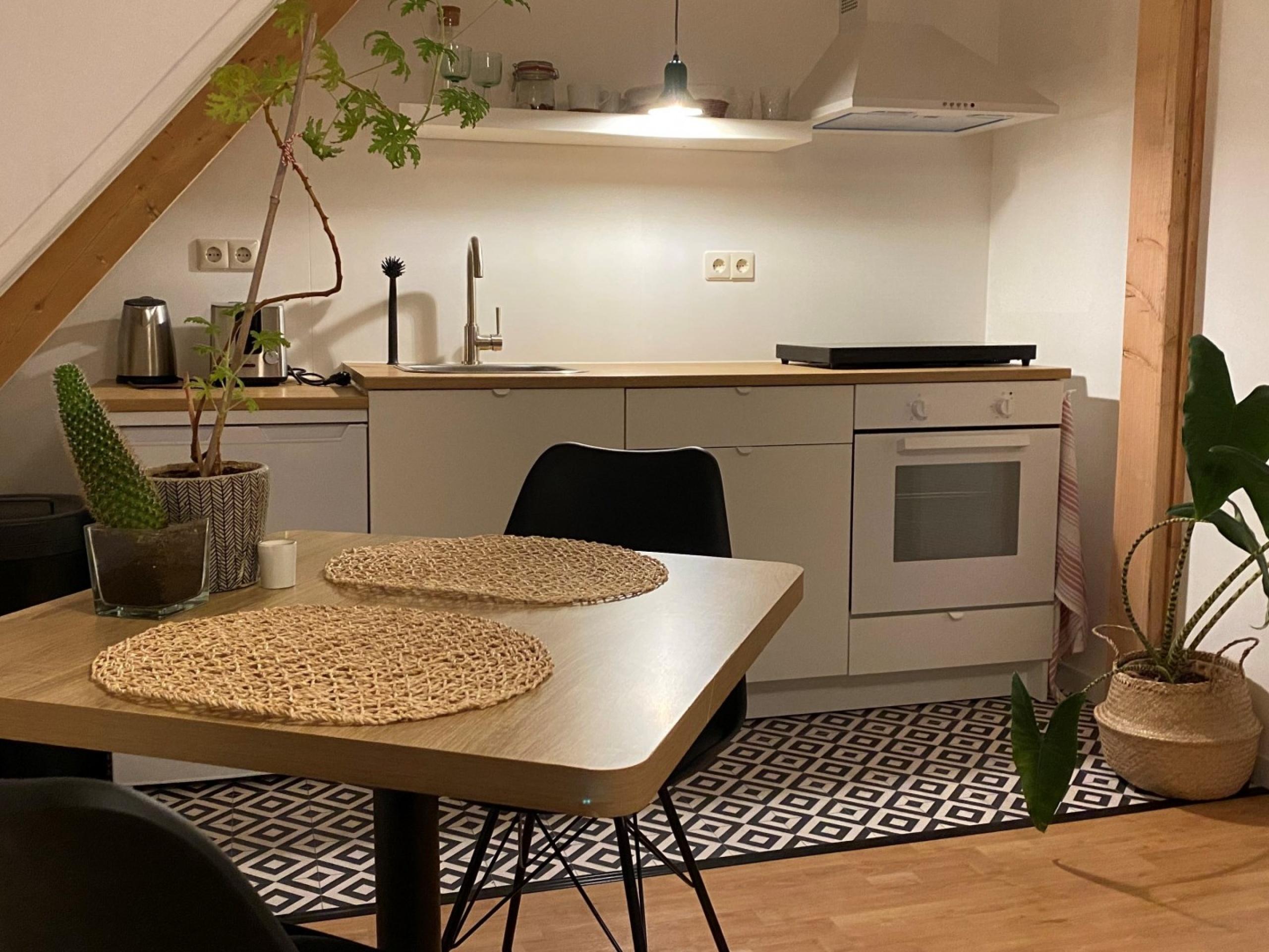 Sfeervolle ruime studio met privé sanitair in het pittoreske Den Hoorn