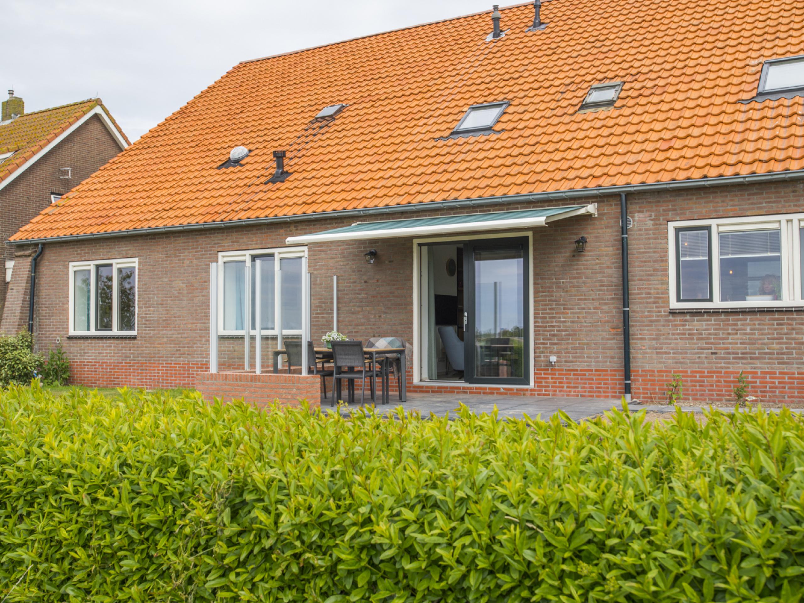 Ländliche Wohnung in den Wiesen zwischen Den Burg und Oudeschild