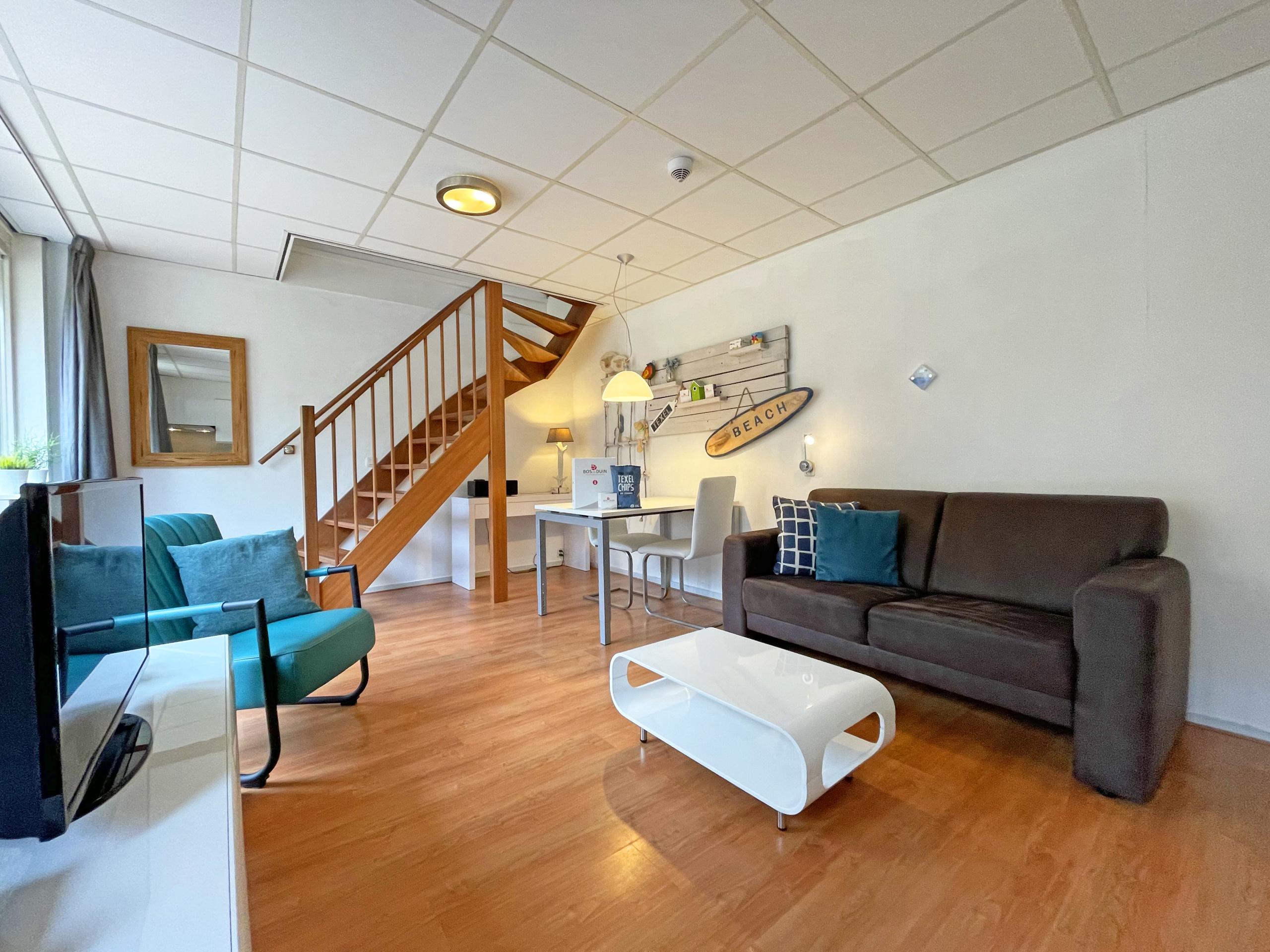 Appartement aan de rand van Nationaal Park Duinen van Texel