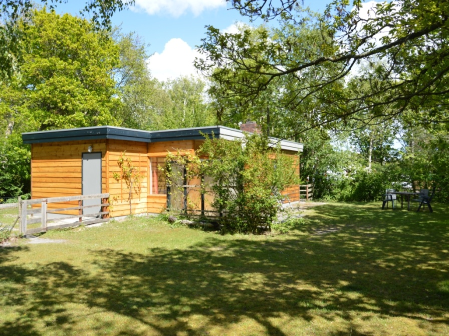 Ideally located holiday home with a lovely garden in the forest