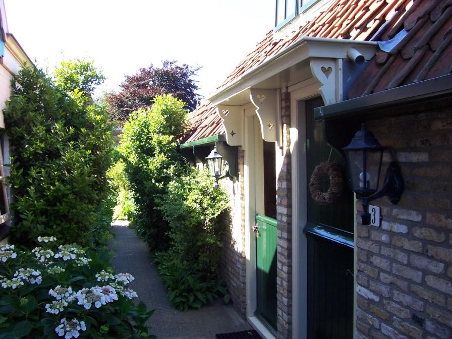 Mooi knus vakantiehuis aan de rand van Den Burg