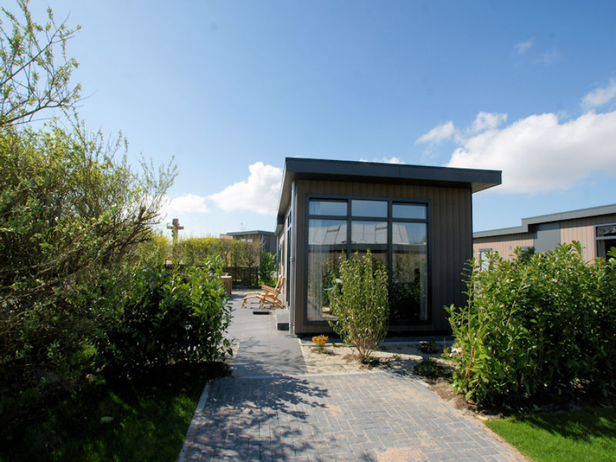 Luxury modern chalet in the dunes near the beach and De Cocksdorp