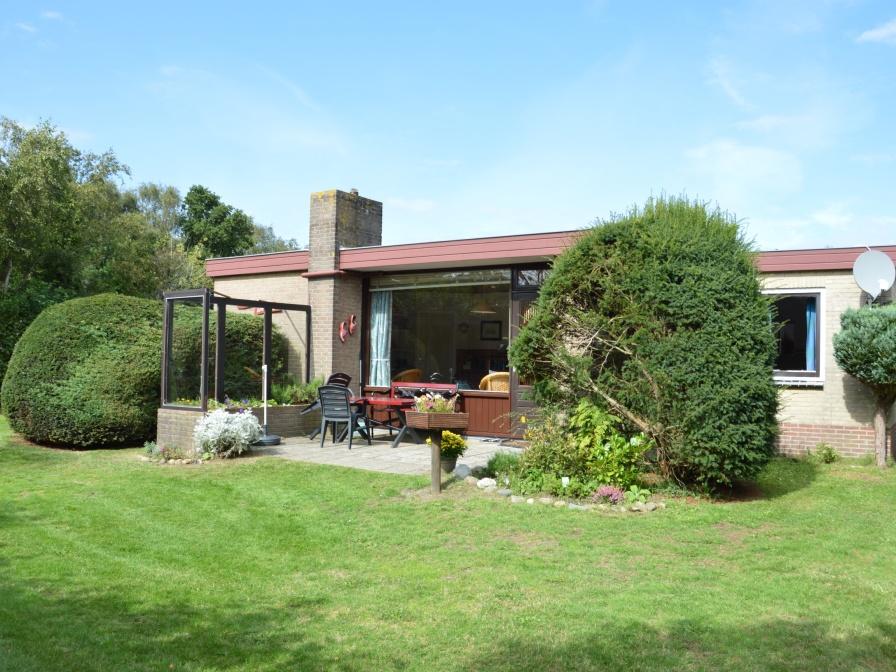 Vrijstaand gezellig ingericht vakantiehuis nabij De Koog