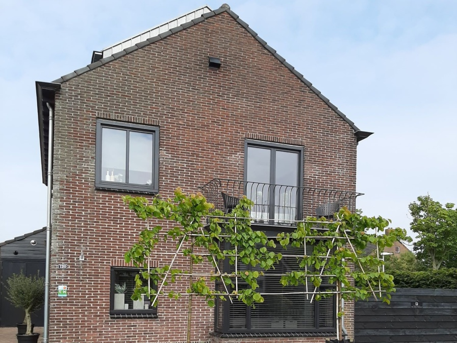 Staying stylish in the heart of Den Burg on Texel